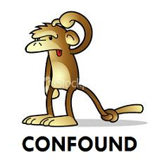 Confound!
