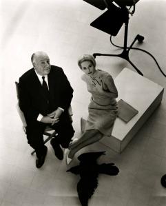 Hitchcock & Hedren