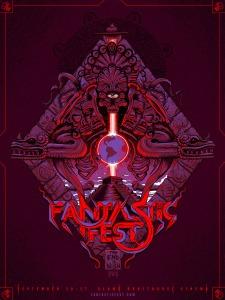 Fantastic Fest poster 2012