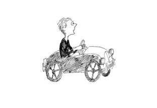 An illustration of Milo from The Phantom Tollbooth
