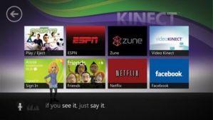 Kinect Dashboard