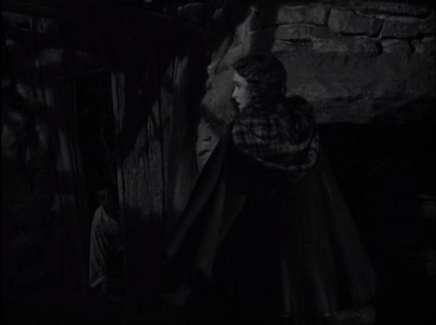 Pursued's opening scene