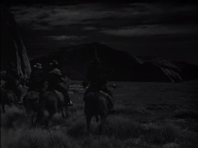 The dark West