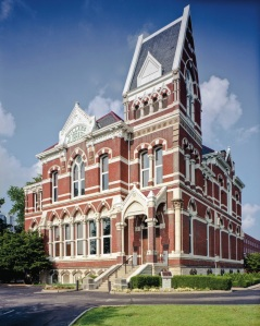 Photo credit: Robert Dawson Exterior, Willard Library, Evansville, Indiana, 2011.