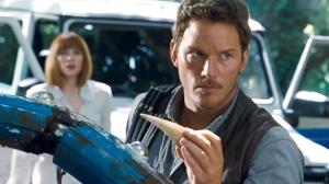 Chris Pratt Jurassic Park Reboot