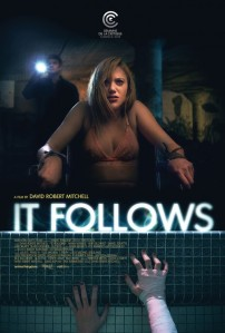 """It Follows"" Movie Poster"