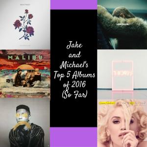 Top 5 Albums!