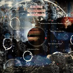 Cover to Galactic Parables Vol. 1 http://bit.ly/2gjtN2J