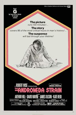 Andromeda Strain 1971