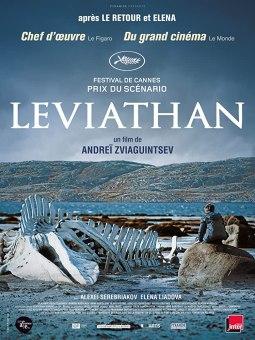 Leviathan (2014) Poster
